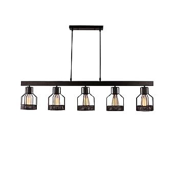 De Lumière L'industrie Suspendue Rétro Ancien Vent Lampe Suspension sQhrCBtdx