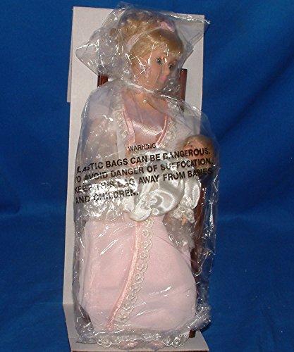 Avon Fine Porcelain Doll, Bernadette - Mother's Day Doll