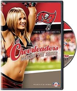 NFL Cheerleaders Making the Squad - Tampa Bay Buccaneers