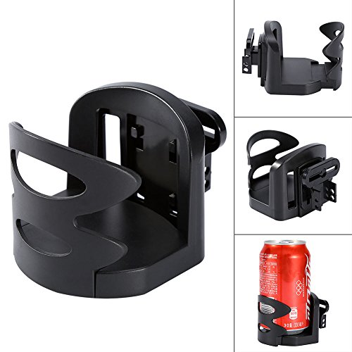 - Yosoo Car Cup Holder, Auto Car Air Vent Outlet Beverage Cup Drink Bottle Holder Stand Mount