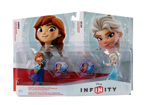 DISNEY INFINITY Frozen Toy Box Set product image