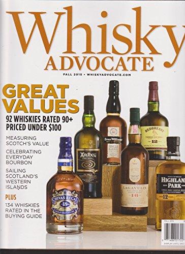 Whiskey Advocate Magazine Fall 2015