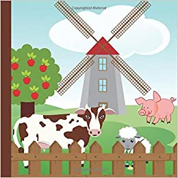 Barnyard Birthday Party Guest Book Plus Printable Farm Themed InvitationsThank You Cards Gift Tracker Picture Pages For A Lasting
