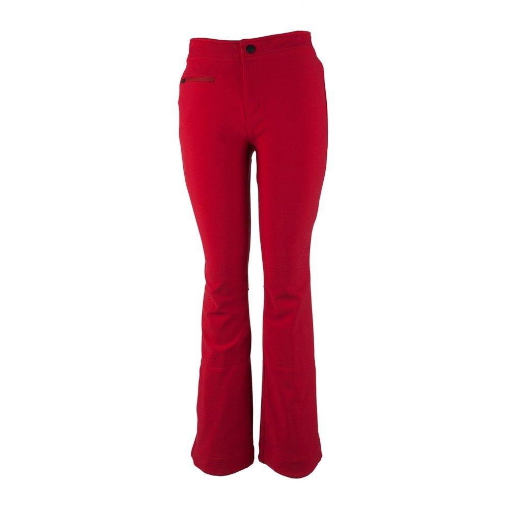 Obermeyer Bond II Long Womens Ski Pants - 10 Long/Crimson