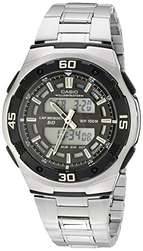 Casio AQ164WD 1AV Ana Digi Sport Watch