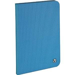Verbatim Folio Hex Case for iPad Mini (1,2,3), Aqua Blue 98100
