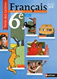 Terre des Lettres 6e - Format compact - Nouveau programme 2016