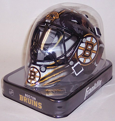 Boston Bruins Franklin Sports NHL Mini Goalie Mask - New in (Franklin Mask)