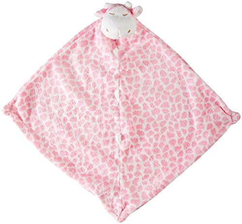 Angel Dear Giraffe Blankie - Pink (Pink Blanket Baby Angels)