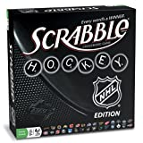 NHL Edition Scrabble Board Game