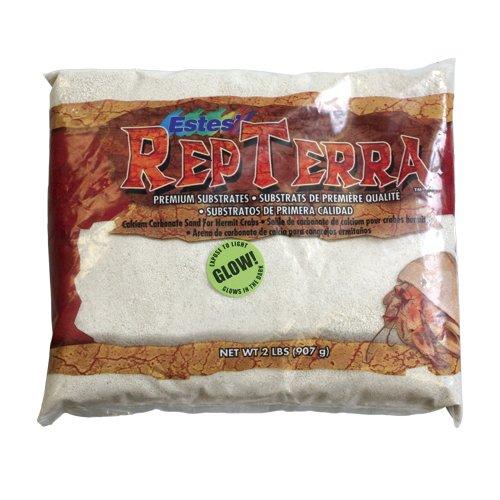 Reptile & Exotics Supplies Repterra Sand Glow In The Dark by Estes'