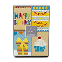 Hallmark Assorted Birthday Greeting Cards