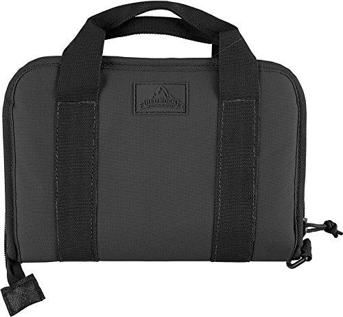 Red Rock Outdoor Gear Pistol Case Black, One Size
