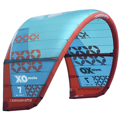 Cabrinha 2019 XO Moto Kite Only Blu/Blu, used for sale  Delivered anywhere in Canada