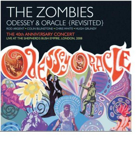Price comparison product image Odessey and Oracle: 40th Anniversary Live Concert