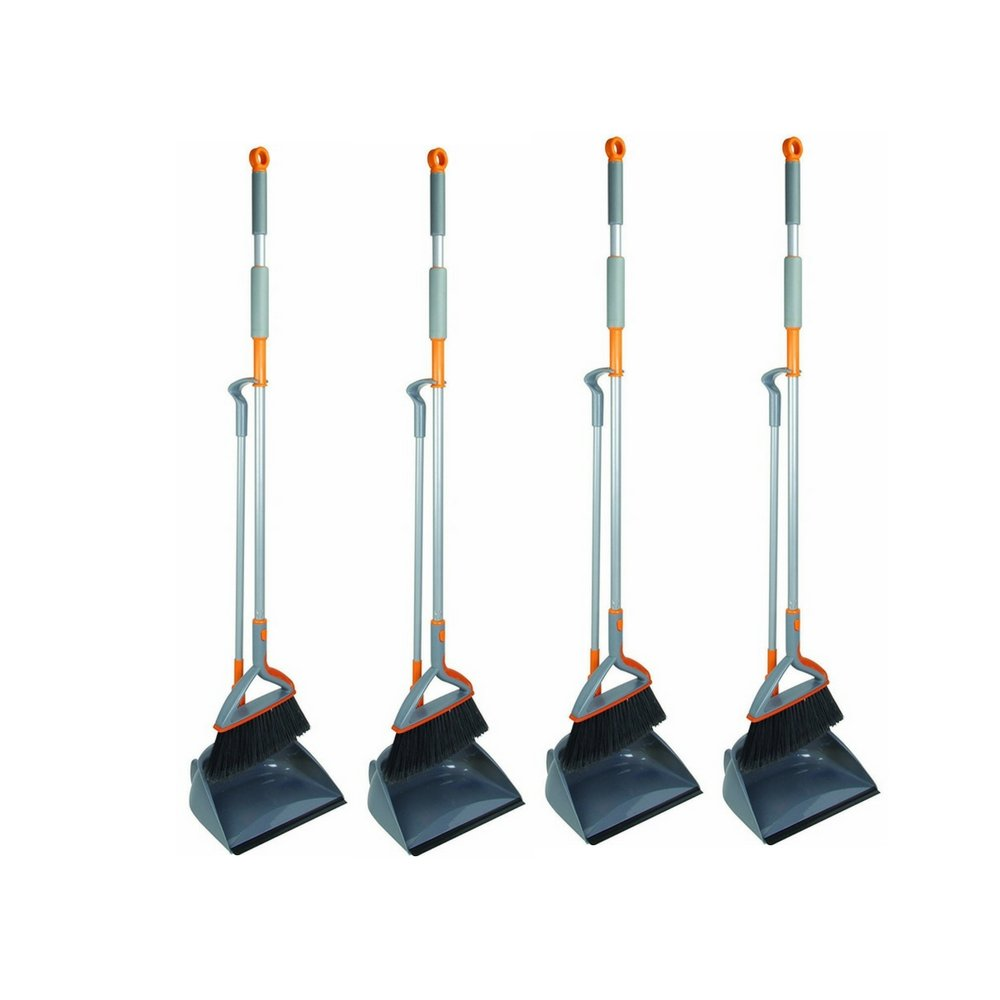 Casabella Quick 'N Easy Upright Sweep Set (4 Pack)