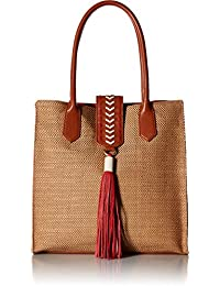 Womens Bailey Straw Tote