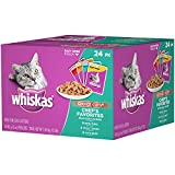 WHISKAS CHOICE CUTS Chef's Favorites Variety Pack