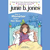 Junie B. Jones Has a Monster Under Her Bed, Book 8  | Barbara Park