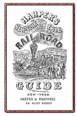 Harper's New York and Erie Railroad Guide