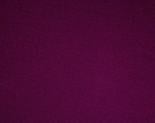 VIOLET LT Stretch Matte Jersey Knit Fabric By the Yard ()