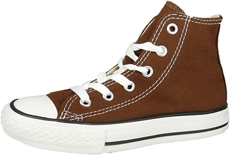 Converse Chuck Taylor All Star Hi Top Chocolate Youth's 13
