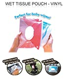 Edison Mama Convenient on to Go Case for Baby Wipes Eggbaby Wet Tissue
