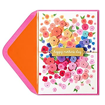 Amazon mothers day card flower cascade by papyrus greetings mothers day card flower cascade by papyrus greetings cards m4hsunfo