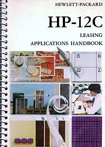 Hp 12c Calculator Manual - 4