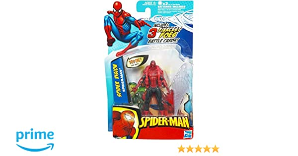 """Hasbro Marvel univers Série 4/"""" 3 #006 Spider-Woman Action Figure © 2010-NEW Old Stock!"""