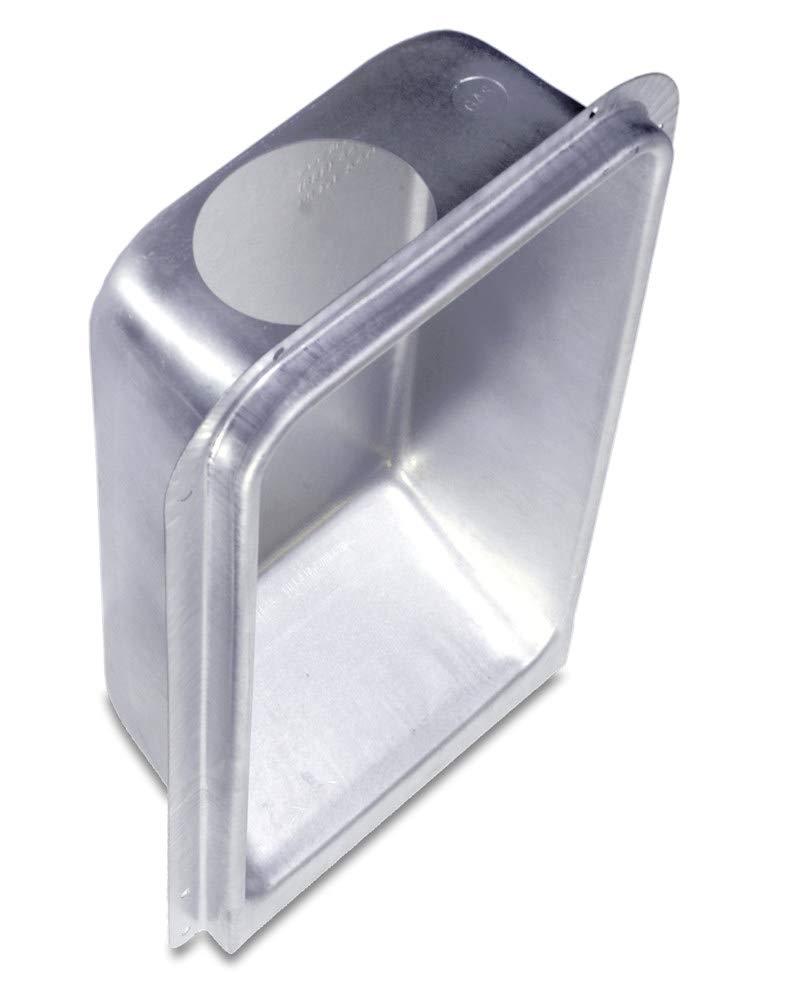Dryer Box® モデル425 埋め込み式 乾燥機 排気ダクトボックス DB-425 DB425 10-2000   B008J4WY58