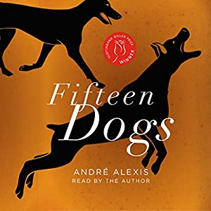 Fifteen Dogs Audiobook