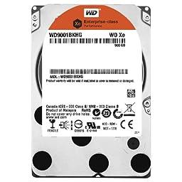WD XE 900 GB Enterprise Hard Drive: 2.5 Inch, 10000 RPM, SAS, 32 MB Cache - WD9001BKHG
