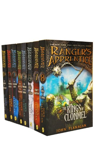 Rangers Apprentice Bundle: Books 1-8