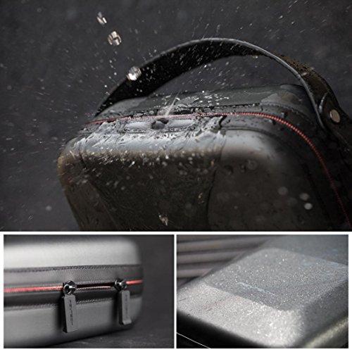 Für DJI MAVIC AIR Drone PGY wasserdichte tragbare Umhängetasche Aufbewahrungsbox Fall Bacpack Aufbewahrungs tasche Umhänge tasche Tragetasche Portable Carry Aufbewahrungskoffer Schultertasche Rucksack