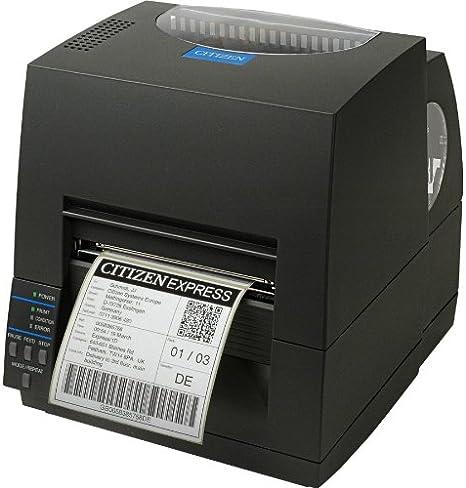 Citizen CL-S621 - Impresora de Etiquetas (Térmica Directa ...