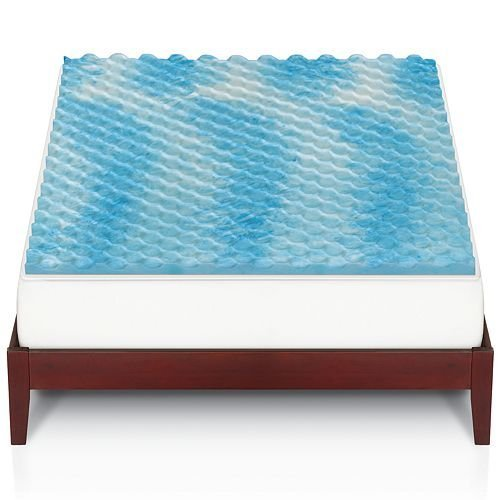 The Big One 1 1/2-in. Gel Memory Foam Mattress Topper