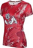 ProSphere Fresno State University Girls' Shirt - Marble r1 (X-Large)