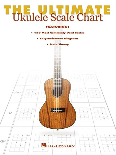 The Ultimate Ukulele Scale Chart ()