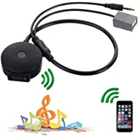 CY CY USB & 3.5mm AUX to Bluetooth Audio Aux & USB Female Adapter Cable for Car Honda Civic Jazz CR-V Accord Odyssey 2008-2013