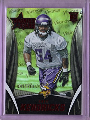 Amazon.com  2015 Rookies and Stars Longevity Team Name  129 Eric Kendricks  - Rookie Year  Collectibles   Fine Art d2be0565c