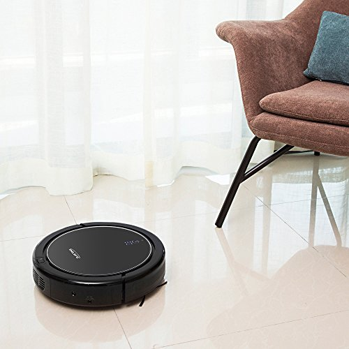 INLIFE Robotic Vacuum Strong Technology for and Low Pile Carpet
