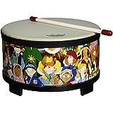 """Remo Rhythm Club Floor Tom Drum - Rhythm Kids, 10"""""""
