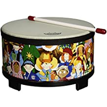 Remo RH-5010-00 Rhythm Club Floor Tom Drum - Rhythm Kids, 10""