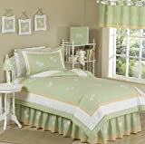 Green Dragonfly Dreams Childrens Bedding 4 Piece Boy or Girl Twin Set