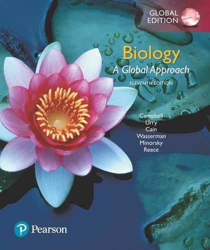 Biology: A Global Approach; Global Edition