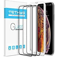 TETHYS Glass Screen Protector Designed for iPhone XS Max...