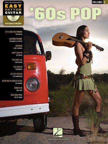 '60s Pop: Easy Rhythm Guitar Series Volume 3