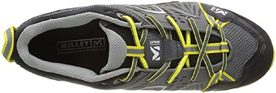 MILLETFast Alpine - Zapatillas de running Hombre , Gris, 42: Amazon.es: Zapatos y complementos