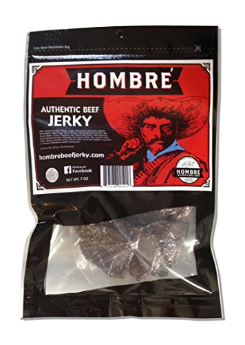Price comparison product image Hombre Beef Jerky - 6 oz package
